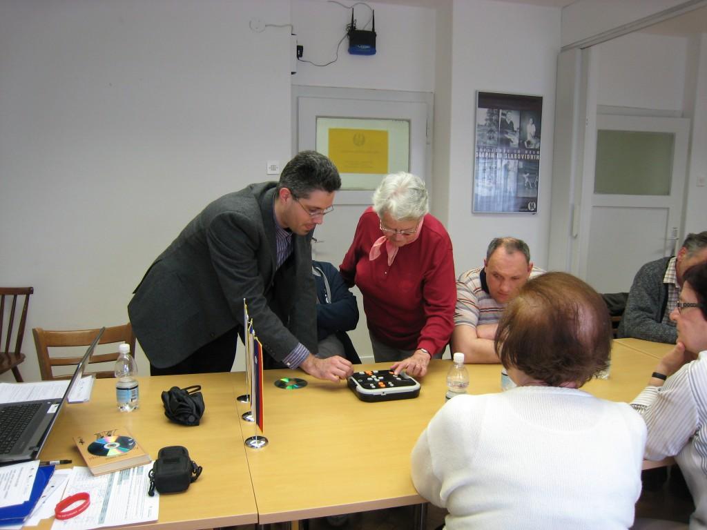 MDSS KRANJ – Spoznaj se z informacijsko-komunikacijskimi tehnologijami (IKT) Knjižnice slepih in slabovidnih