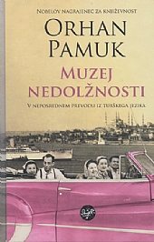 Kaj brati? Orhan Pamuk: Muzej nedolžnosti