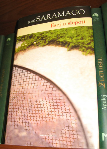 Jose Saramago: Esej o slepoti