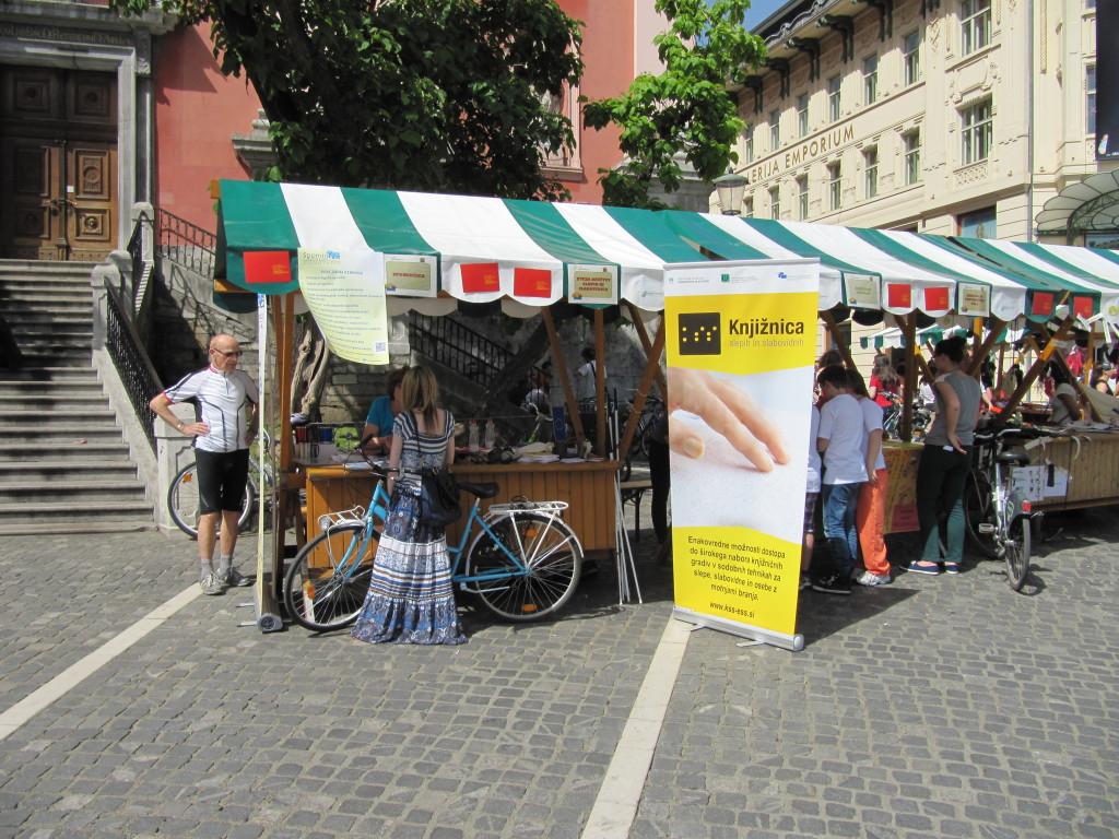 (Slovensko) Predstavitev Projekta KSS na Festivalu prostovoljstva