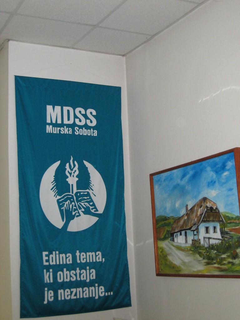MDSS MS – Spoznaj se z informacijsko-komunikacijskimi tehnologijami (IKT) Knjižnice slepih in slabovidnih«.