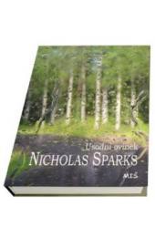 (Slovensko) Kaj brati? Nicolas Sparks: Usodni ovinek