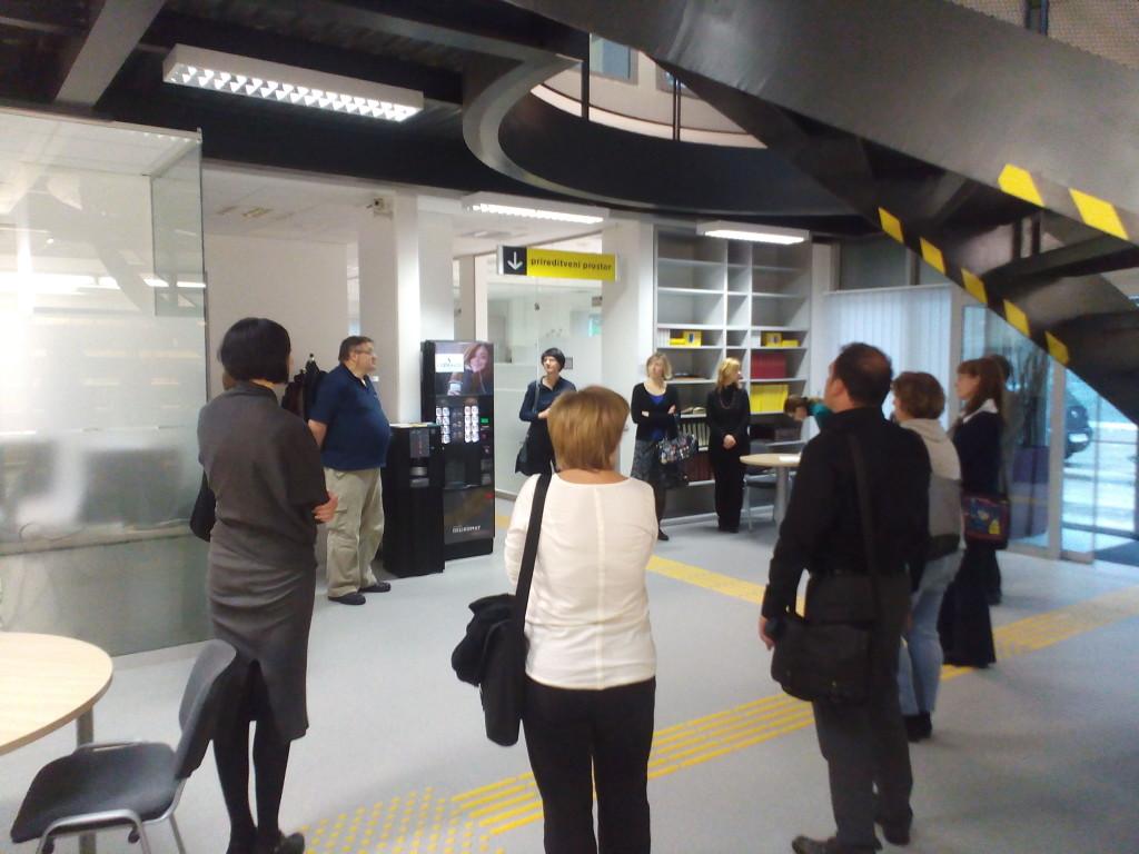 Obisk Nacionalnega sveta za knjižnično dejavnost
