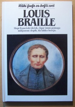 Kaj brati? Beverley Birch: Louis Braille