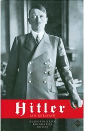 Kaj brati? Ian Kershaw: Hitler