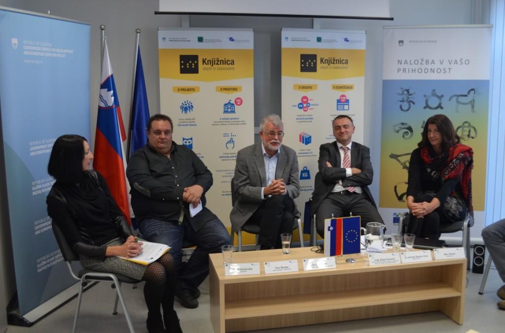 Novinarska konferenca ob zaključku projekta KSS